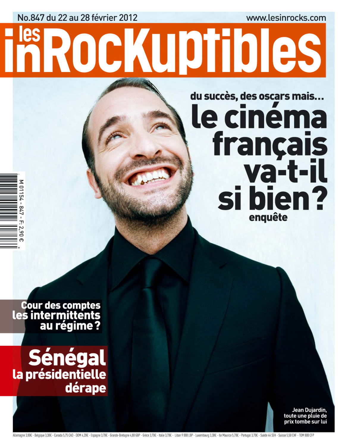 magazine les inrocks